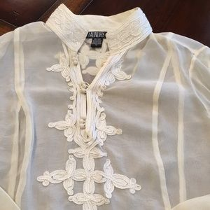 Laundry By Shelli Segal Tops - Laundry silk blouse.  NWOT
